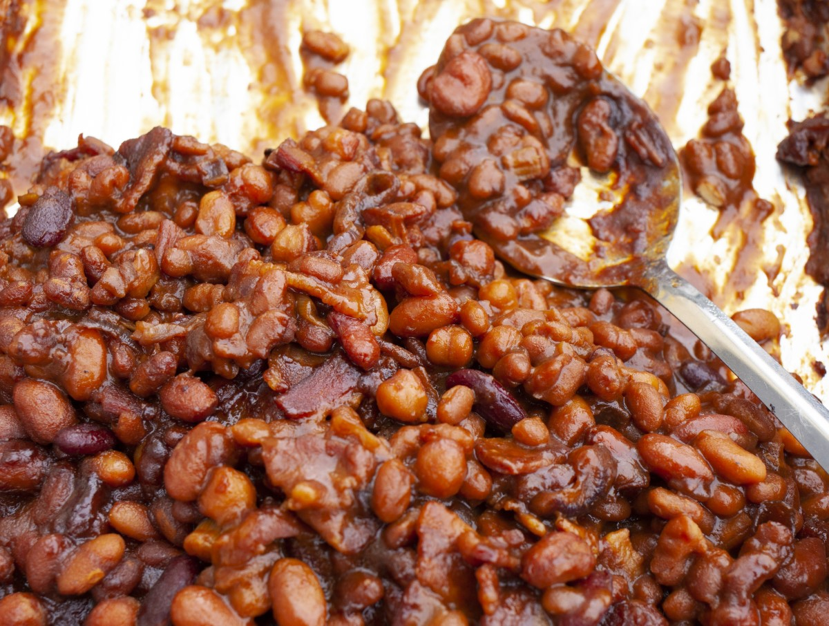 Baked Beans (the Best)
