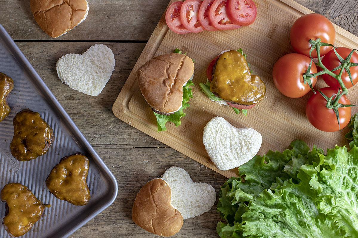 Sweetheart Sliders