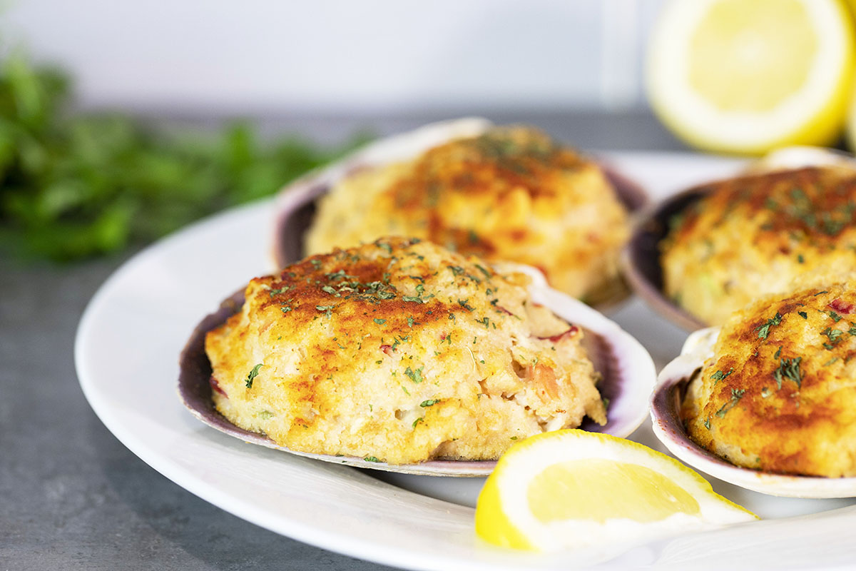 Stuffed Rhode Island Clams