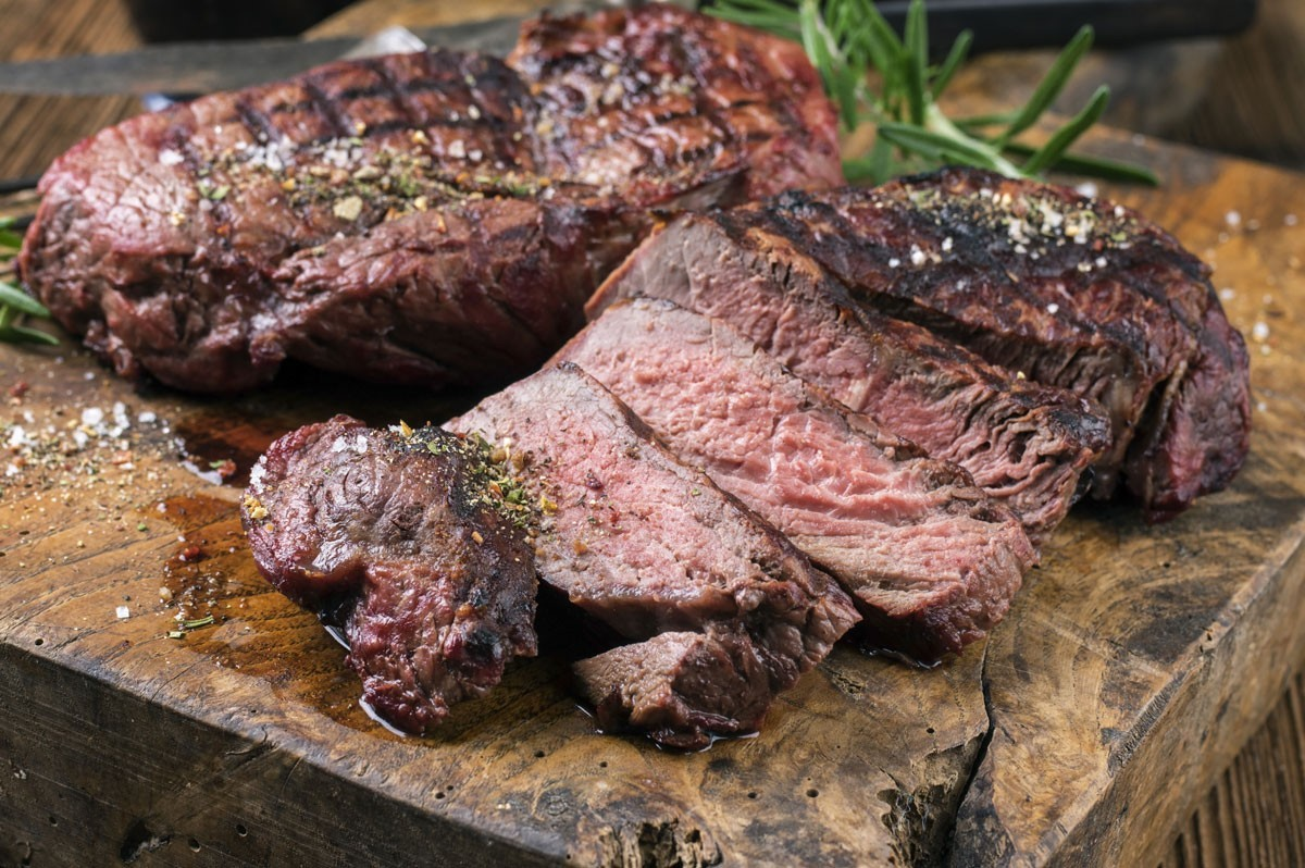 Grilled Steak Recipe