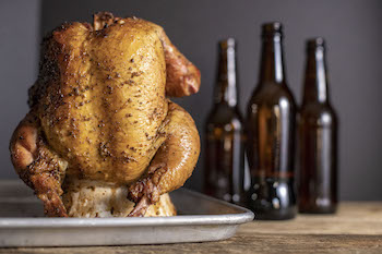 Champion Beer Can Chicken