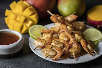Mango Thai Shrimp
