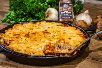Easy Shepherd's Pie with Tri Tip