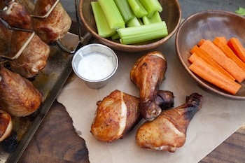 Buffalo Wing Chicken Drumsticks