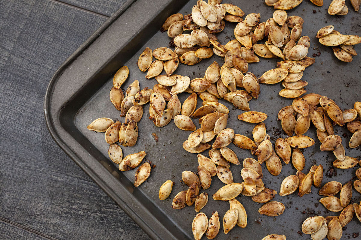 Classic Roasted Pumpkin Seeds