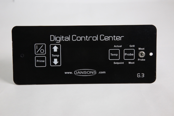 Control board (horizontal)