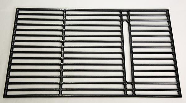 "Cooking Grid - 7.25"" x 19"" -Porcelain Coated Cast Iron"