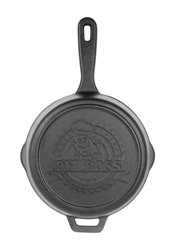 Pit Boss 10in Cast Iron Skillet