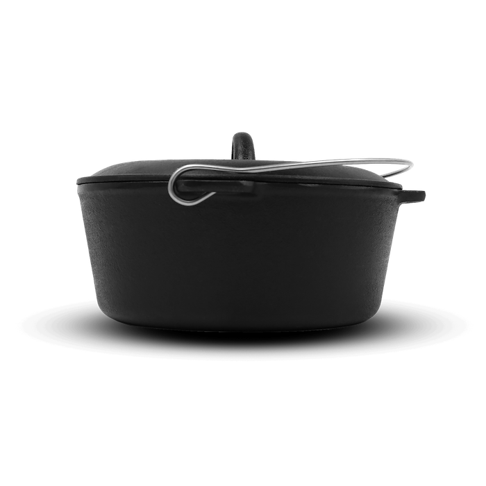 Pit Boss 10in Cast Iron Camp Oven