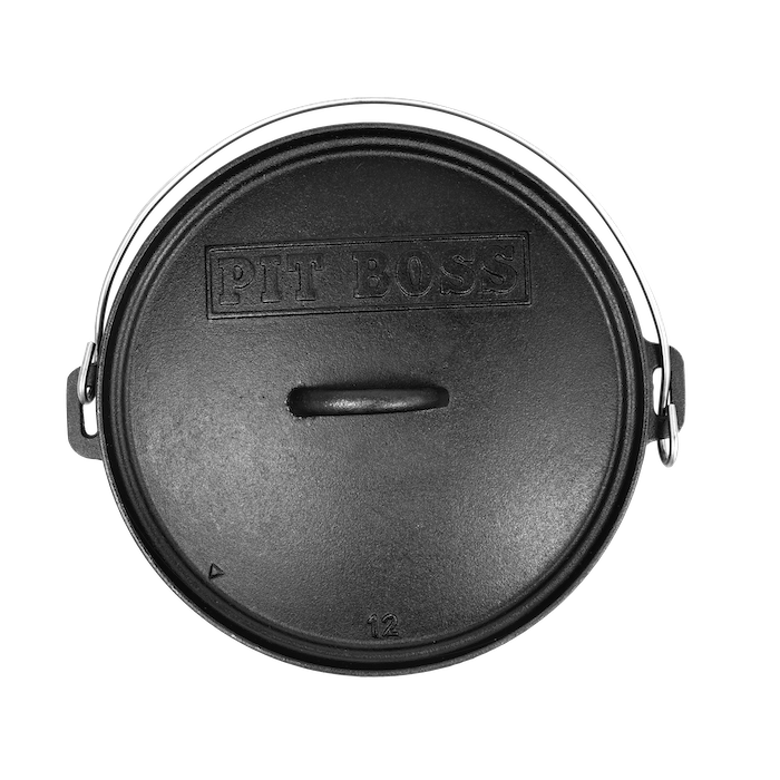 Pit Boss 12in Cast Iron Dutch Oven
