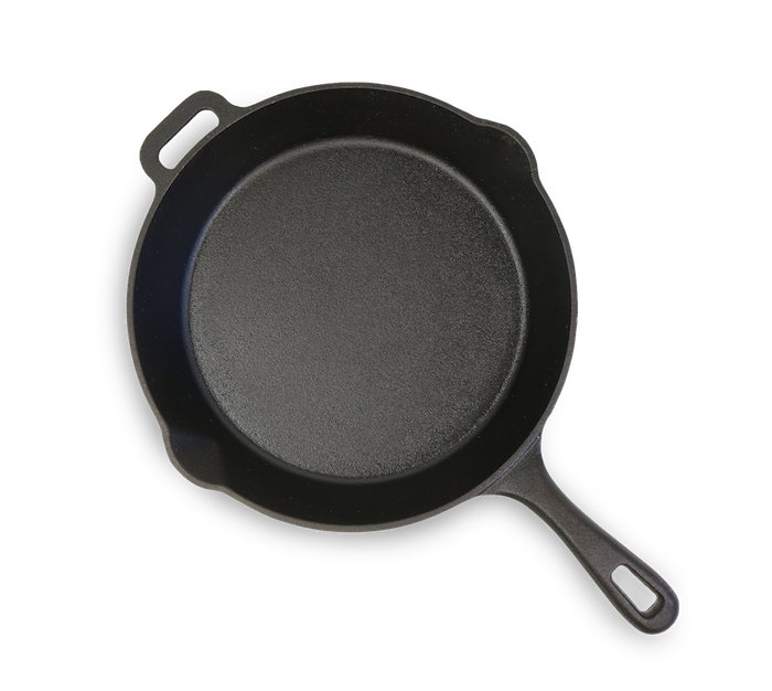 Pit Boss 12in Cast Iron Skillet