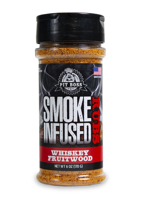 NEW! Smoke Infused Whiskey Fruitwood